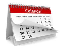 Care sunt următoarele zile libere stabilite de Guvern
