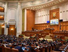 Moţiunea simplă depusă de PNL împotriva ministrului Muncii, dezbătută în plen