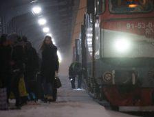 Mai multe trenuri între Bucureşti şi Constanţa au fost anulate