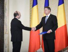 Cum comentează președintele Iohannis declarațiile ministrului Justiției