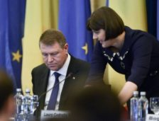 """Iohannis, mesaj FERM de susținere a șefei DNA: """"Direcția Națională Anticorupție și conducerea DNA fac o treabă foarte bună"""""""