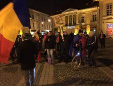 Proteste pentru susţinerea Laurei Codruţa Kovesi în mai multe oraşe din ţară