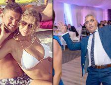 Un afacerist local spune că Boureanu i-a sustras ATV-ul și s-a răsturnat cu el pe plaja din Mamaia Nord