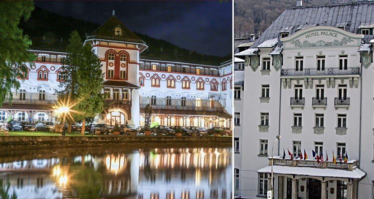 Hoteluri-Sinaia