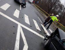 Accident rutier la Lazu! O persoană a fost rănită