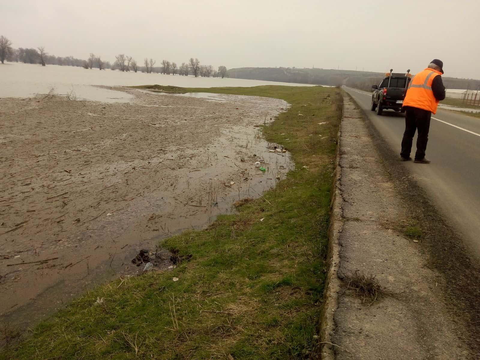 inundatii dunare DJ223