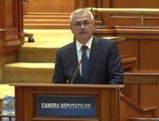 Liviu Dragnea NU a votat legile justiţiei