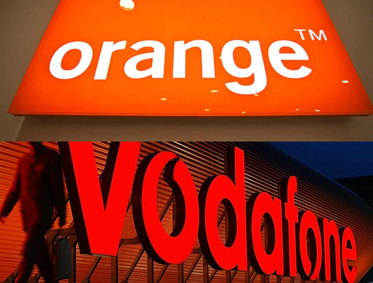 orange – vodafone