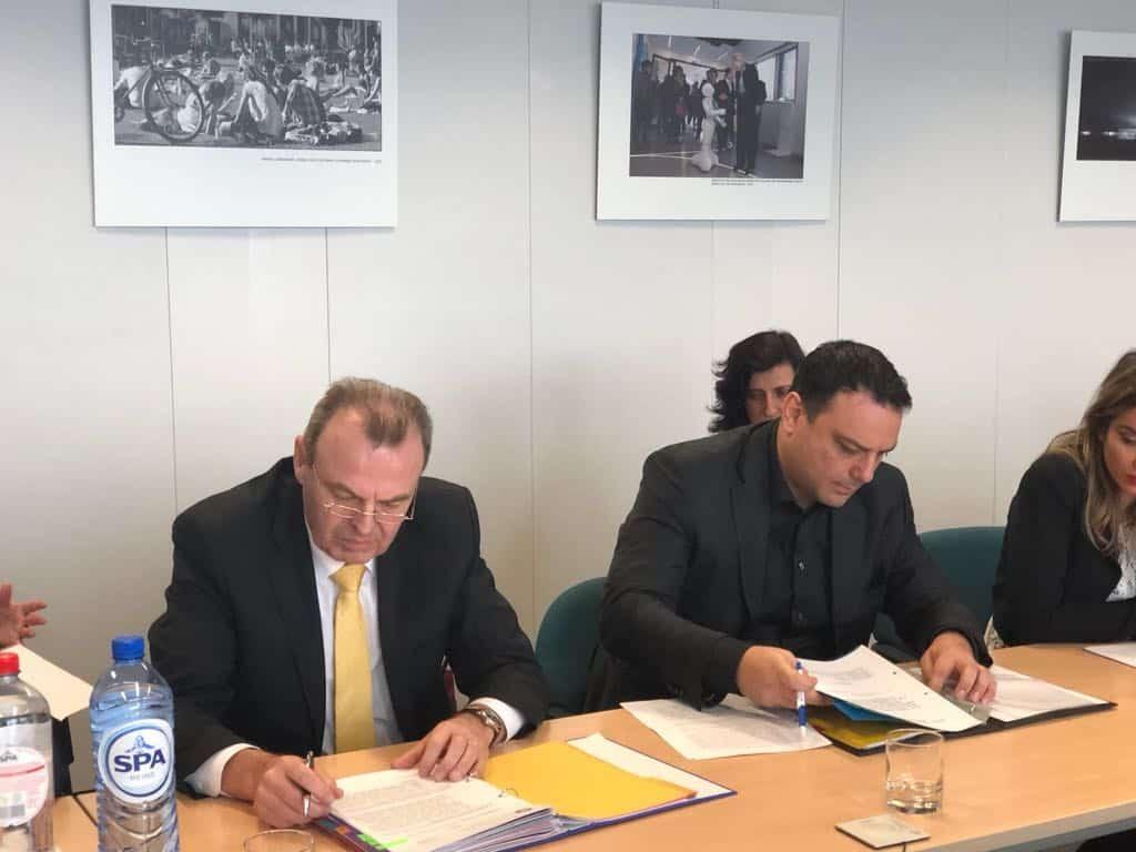 semnat acord ministere transporturi romania bulgaria