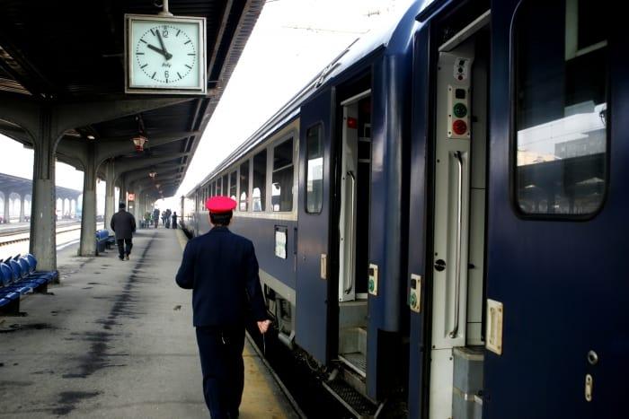 tren sef controale