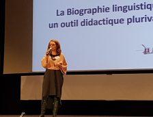 Veronica Hagi, cel mai bun performer ştiinţific francofon al anului 2018, în România