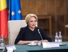 Dăncilă: Vom înfiinţa, prin Ordonanţă, comisia care va pregăti calendarul de adoptare a monedei euro