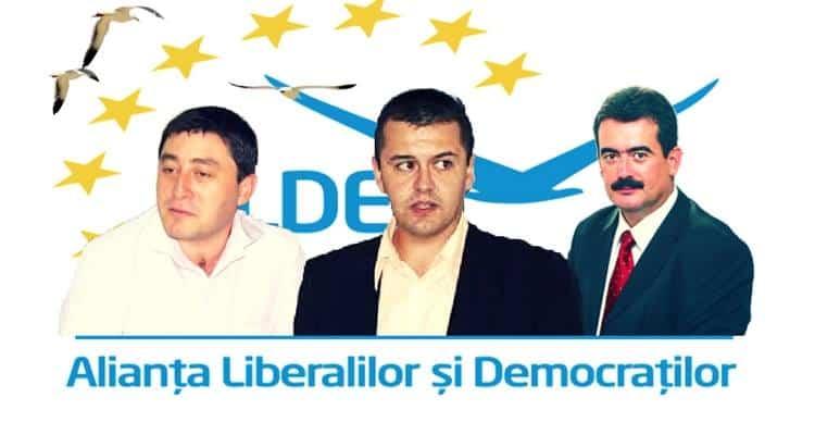 ALDE Constanta – Learciu – Daraban – Gerea