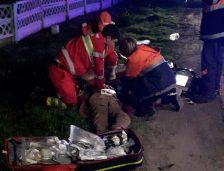 Accident la ieşirea din Mangalia! O femeie a murit