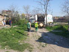 13 amenzi date de poliţiştii locali pe strada Viorelelor din km 5