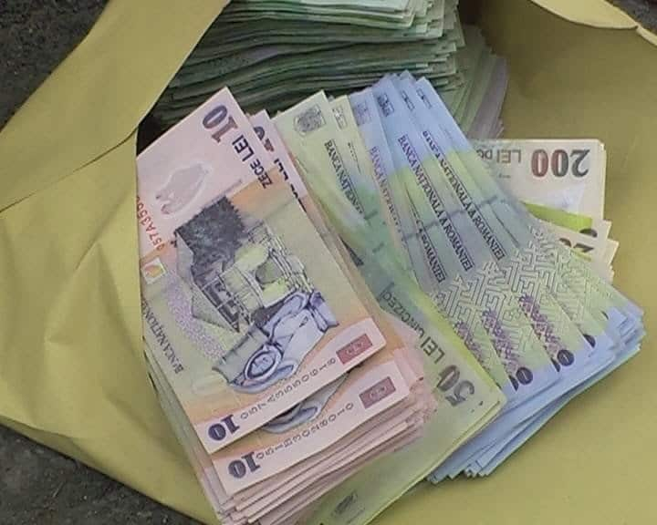 bani – ministerul finantelor