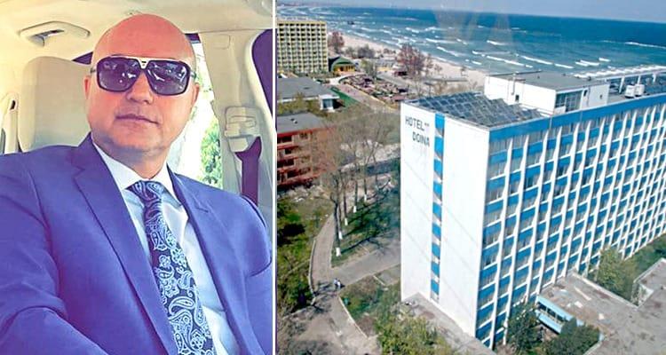 dorinel turcu – hotel Doina