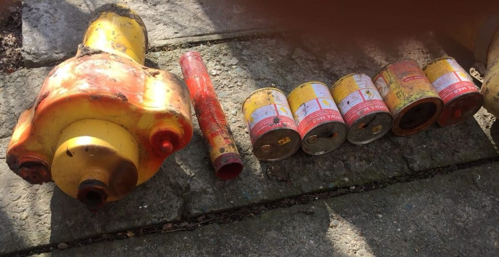 grenade cobadin
