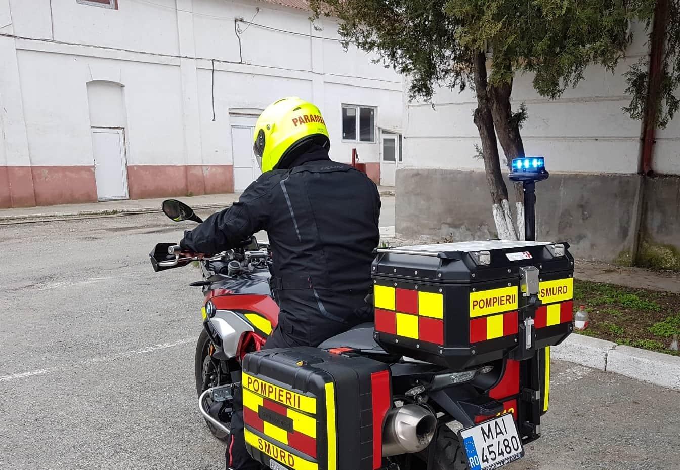 motocicleta smurd2