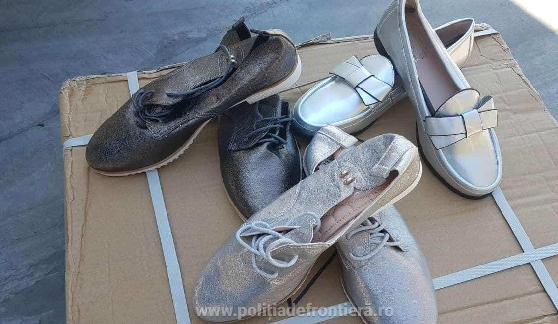 pantofi nedeclarati