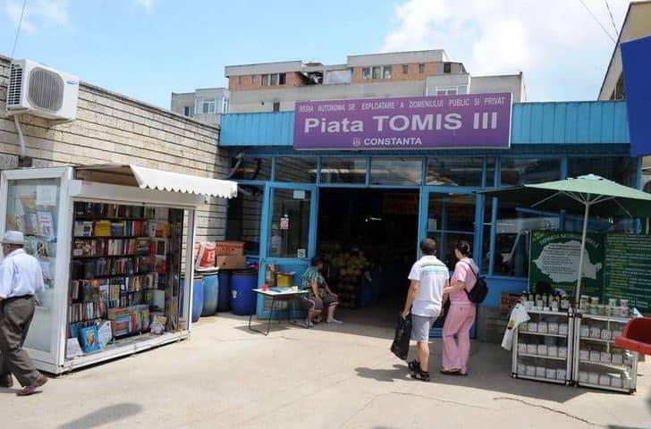 piata tomis III