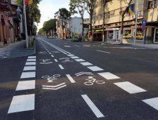 B-dul Tomis: Rănit în timp ce se plimba cu bicicleta PE PISTA special amenajată!