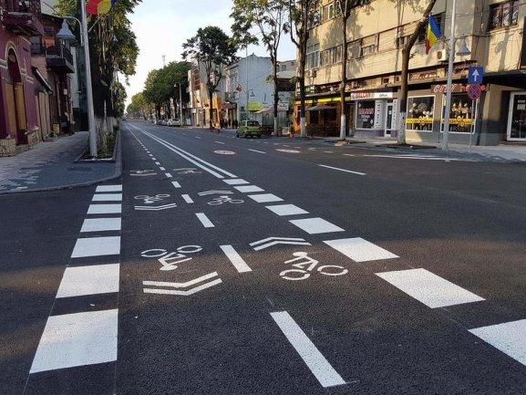 pista de biciclte tomis