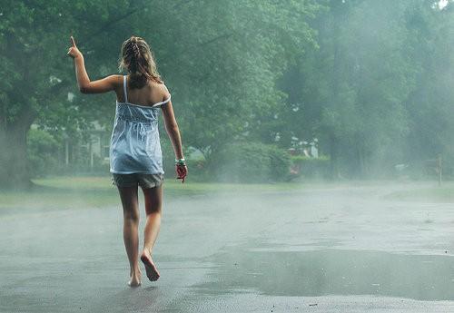 ploaie de vara