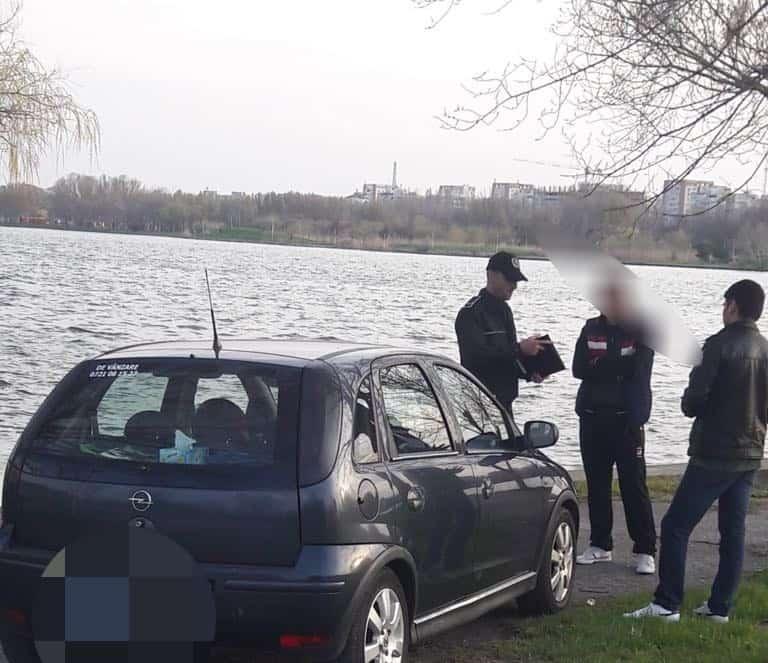 politia locala in parc 2