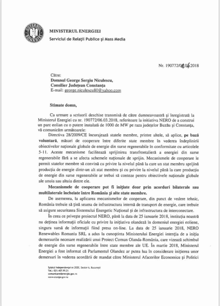 raspuns ministrul energiei – niculescu1_5668
