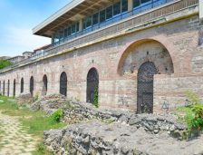 Edificiul Roman cu Mozaic intră în reabilitare. Urmează Muzeul de Istorie, Mormântul Hypogeu și Cetatea Carsium