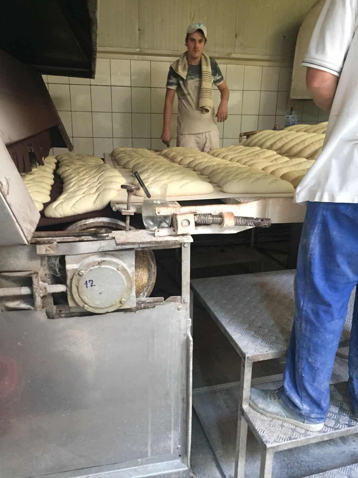 OPC control fabrica de paine BALBO