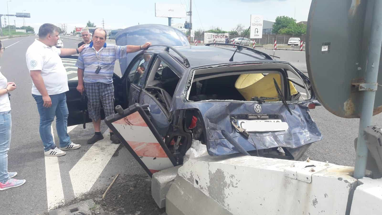 accident autostrada2