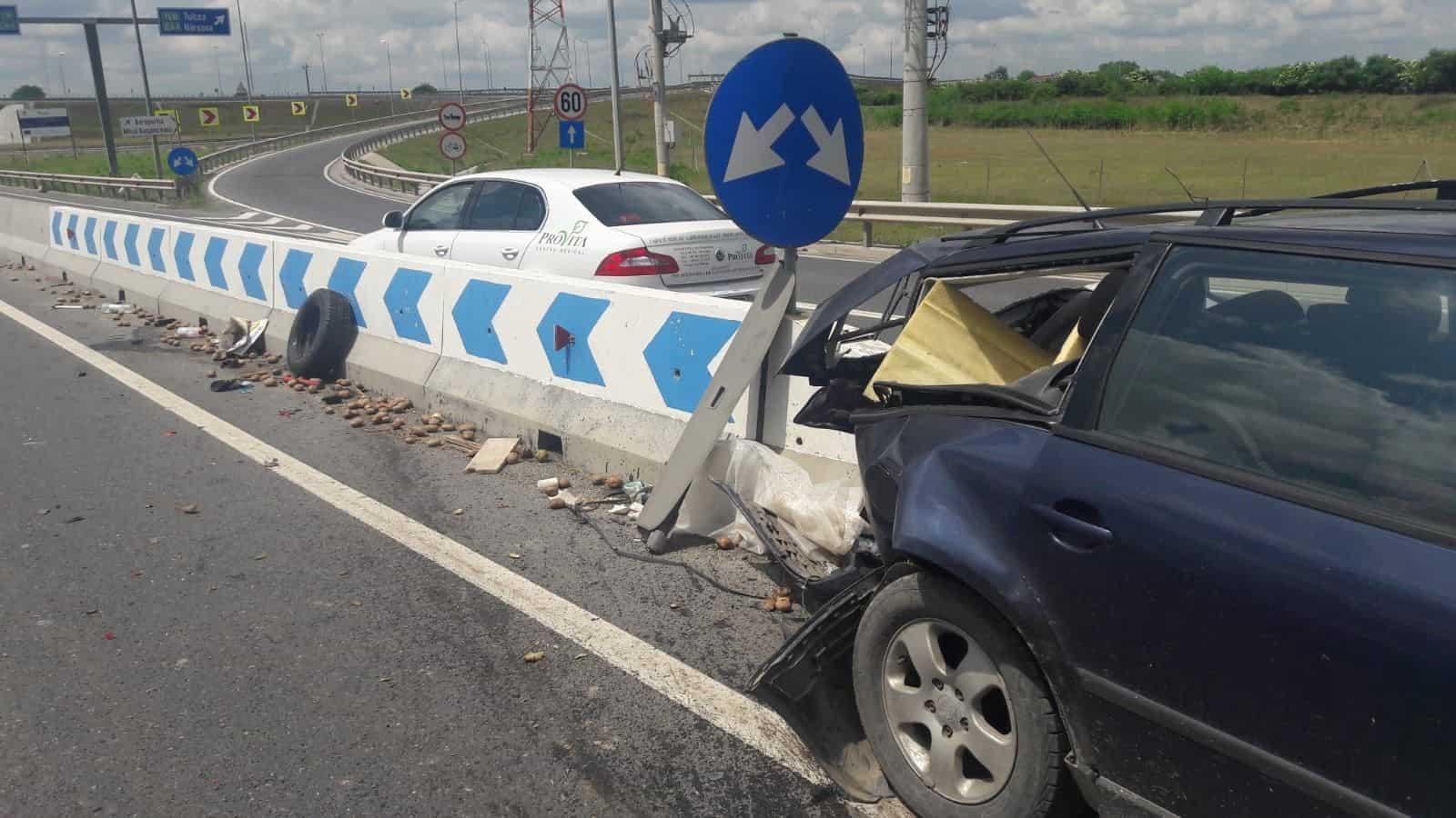 accident autostrada3