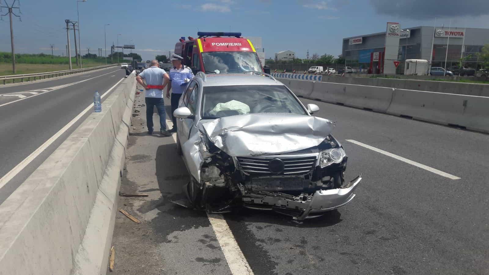 accident autostrada4