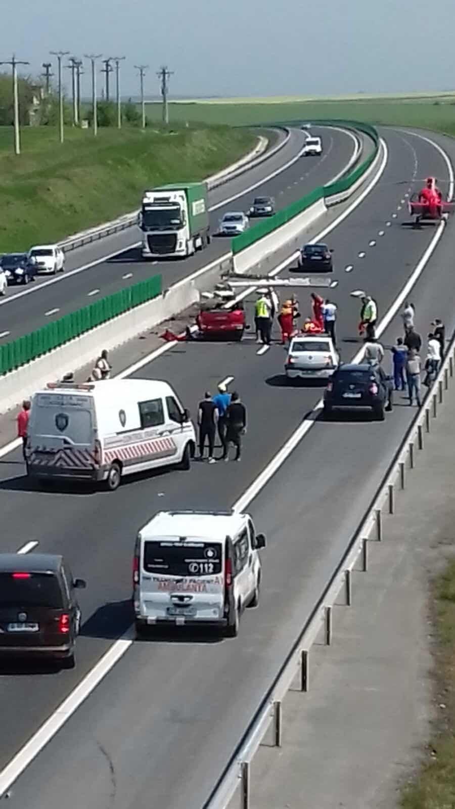 accident autostrada5