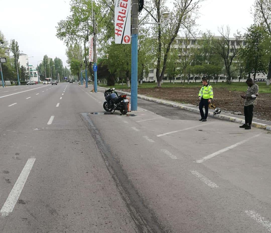 accident motocicleta mamaia