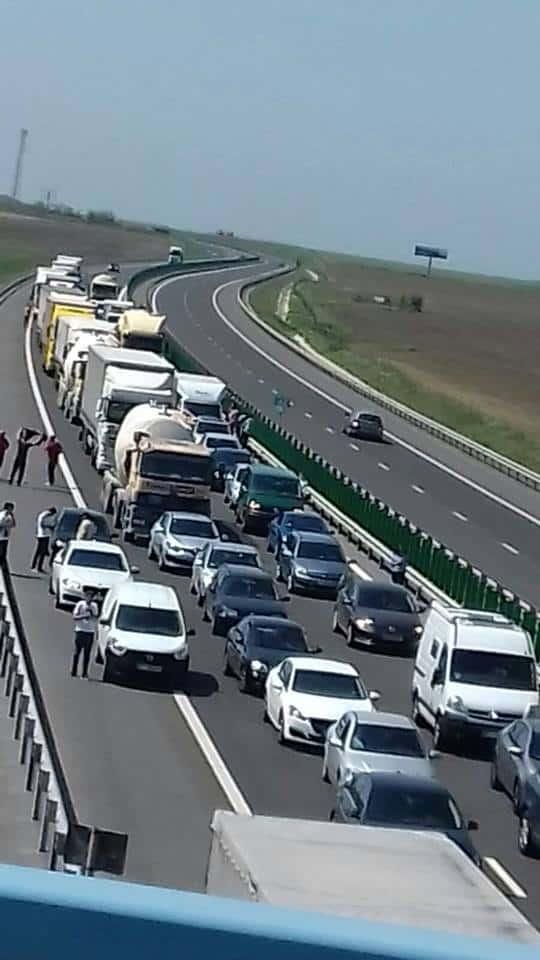 accident rutier autostrada soarelui2