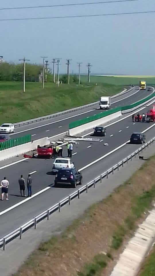accident rutier autostrada soarelui3