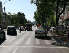 Constanța: Două persoane accidentate pe TRECEREA DE PIETONI