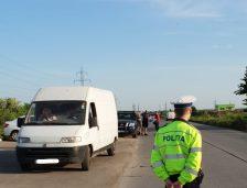 Rezultatele acțiunii de azi a poliției Constanța: Sancțiuni de peste 250.000 de lei