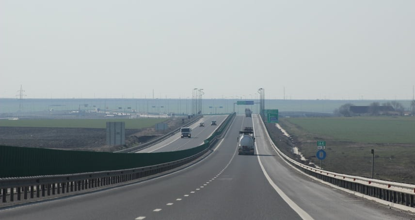 autostrada frumoasa