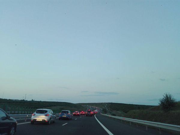 autostrada soarelui spre bucuresti