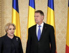 Ce au discutat premierul Dăncilă și președintele Iohannis la Cotroceni