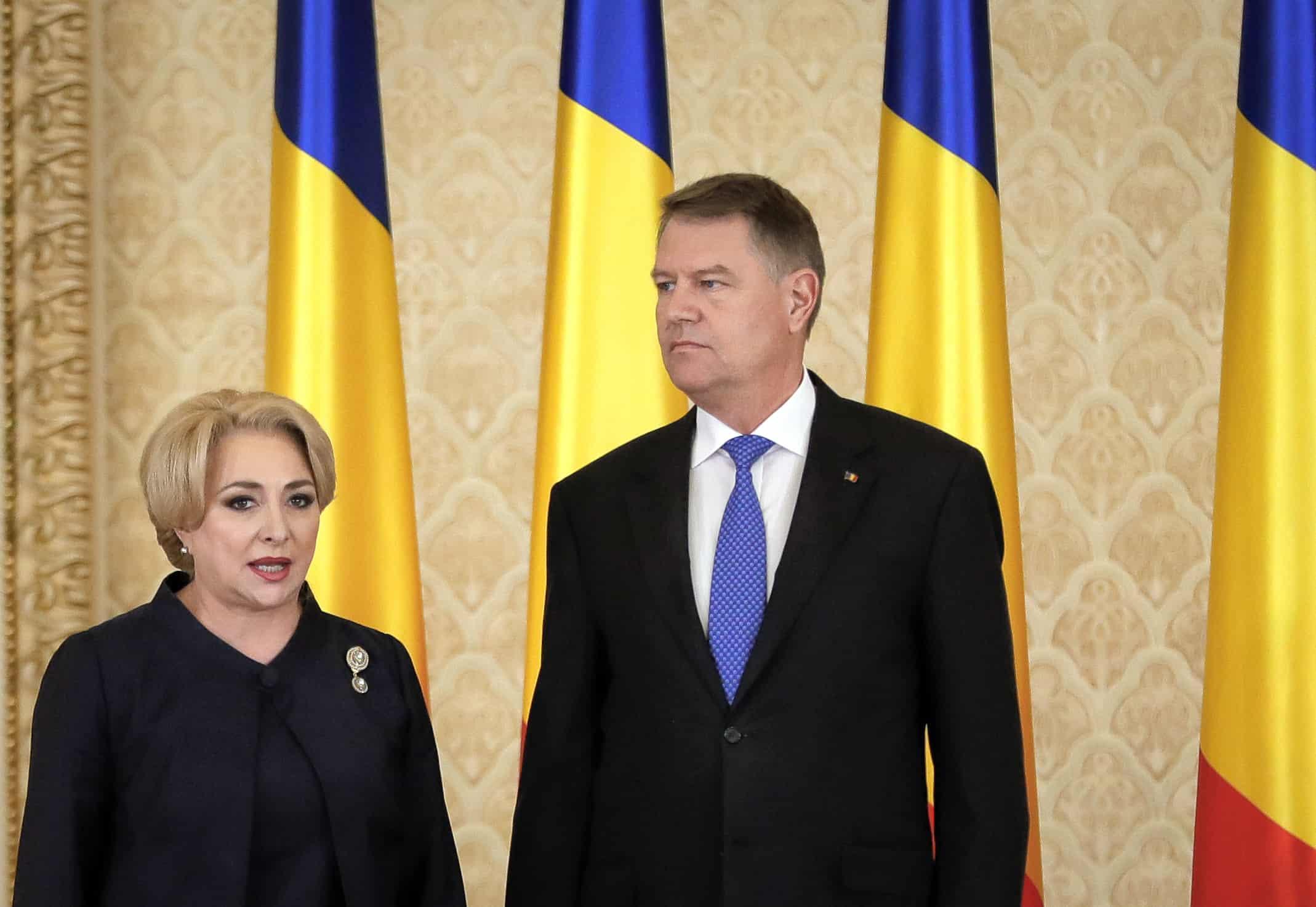 Romania Government