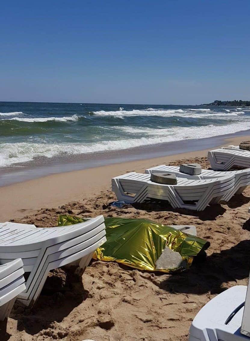 decedat plaja