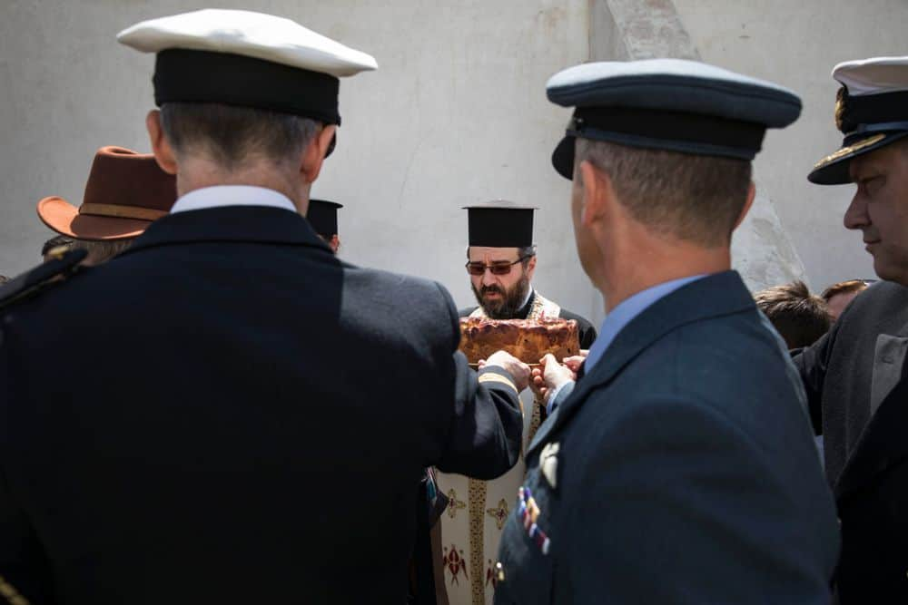 ROYAL AIR FORCE JOINS ROMANIANS TO COMMEMORATE WWII CREW