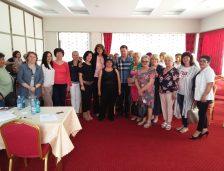 Antonela Tode, noul lider al Organizației Femeilor Liberale din Eforie