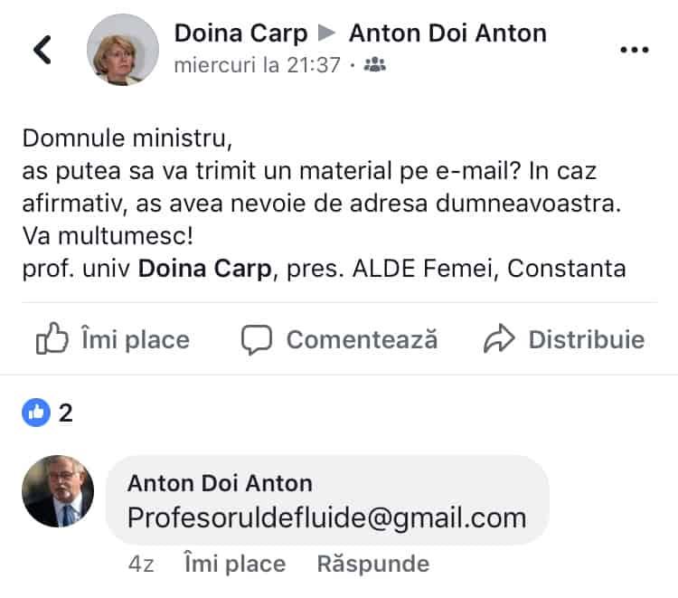 mesaj doina carp – ministrul energiei_7173