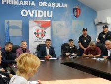 Sistem de pază rar întâlnit în România, inaugurat în orașul Ovidiu